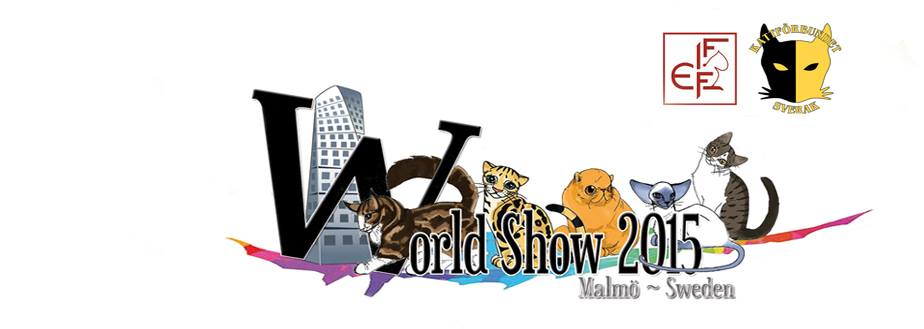 World Show Malmo 2015